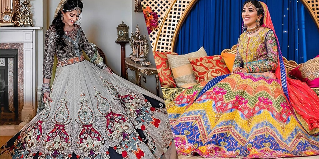 Printed Bridal Lehengas Are Trending And For All The Right Reasons