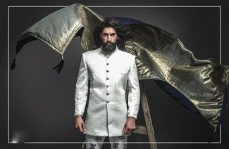 Grooms' Fashion; How to Pull Off Shawl Like a Nawab On Your Wedding?