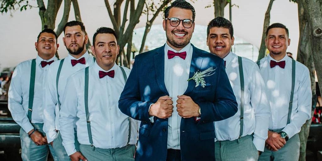5 Wedding-Planning Duties Your Groom Will Actually Want to Handle