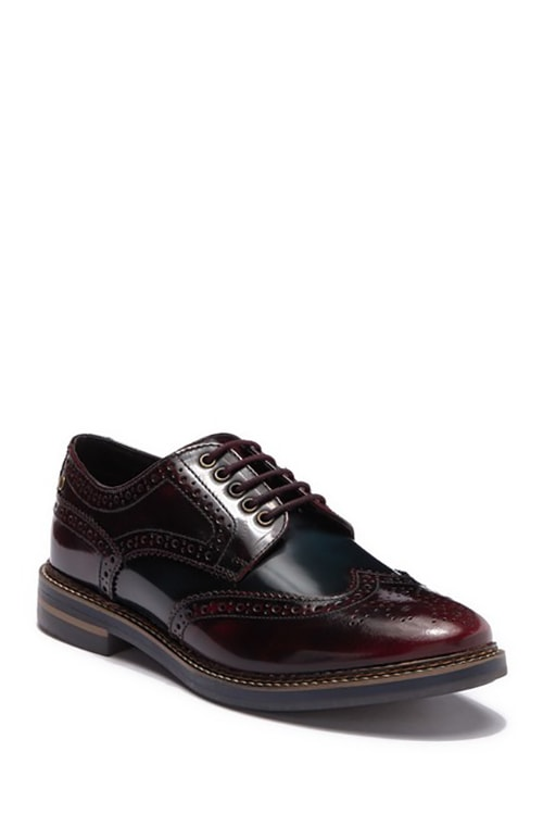 1.	Base London Rothko Wingtip Leather Oxford