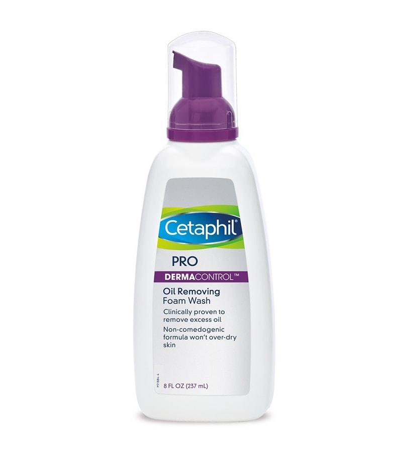 2.Cetaphil Dermacontrol Foam Wash