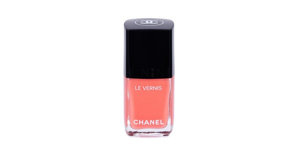 10.	Chanel Le Vernis In Sea Whip