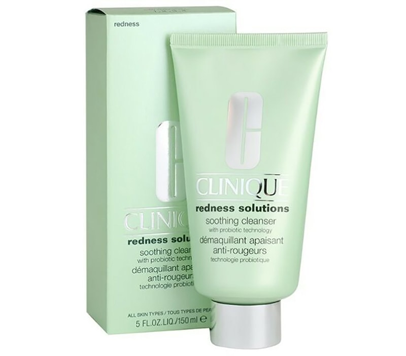 6.	Clinique Soothing Cleanser