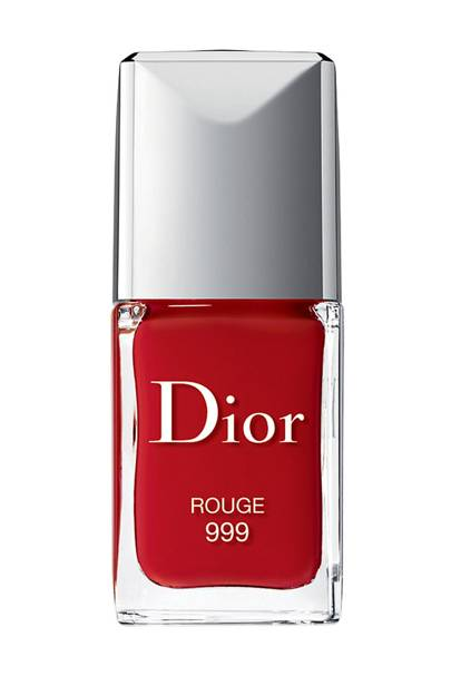5.	Dior Rouge 999