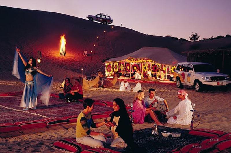 5.Dubai Desert-UAE