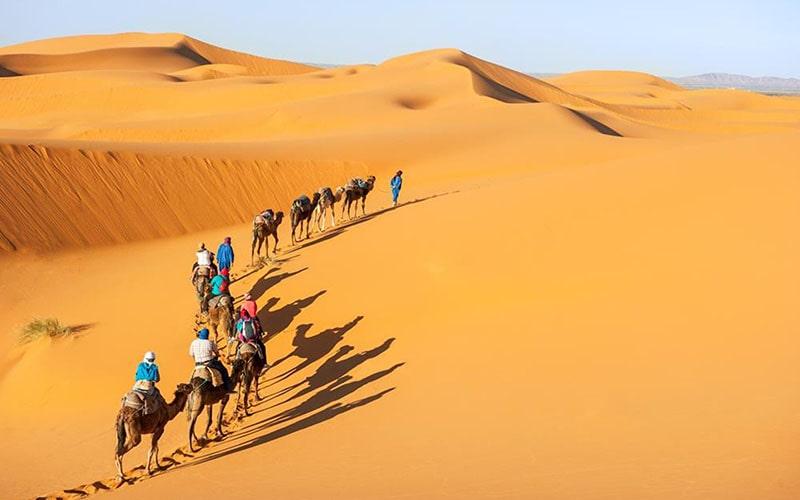 3.Erg Chebbi-Morocco