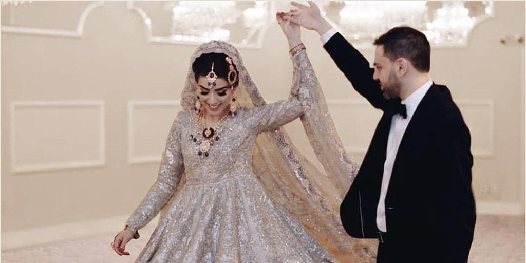 Brides Are Wearing Organza Dupattas Now & We Are Lovin' It!