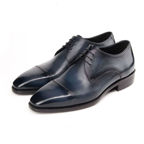 4.	Grimentin Dress Shoes Genuine Leather