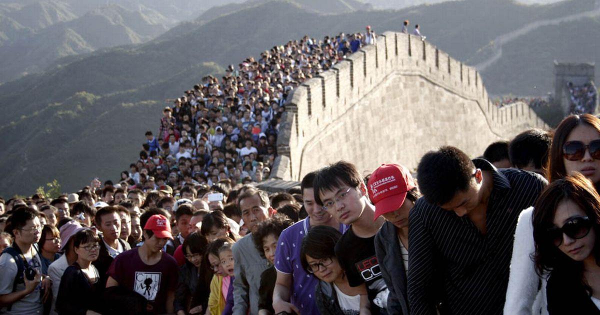 5. The Great Wall Of China-China