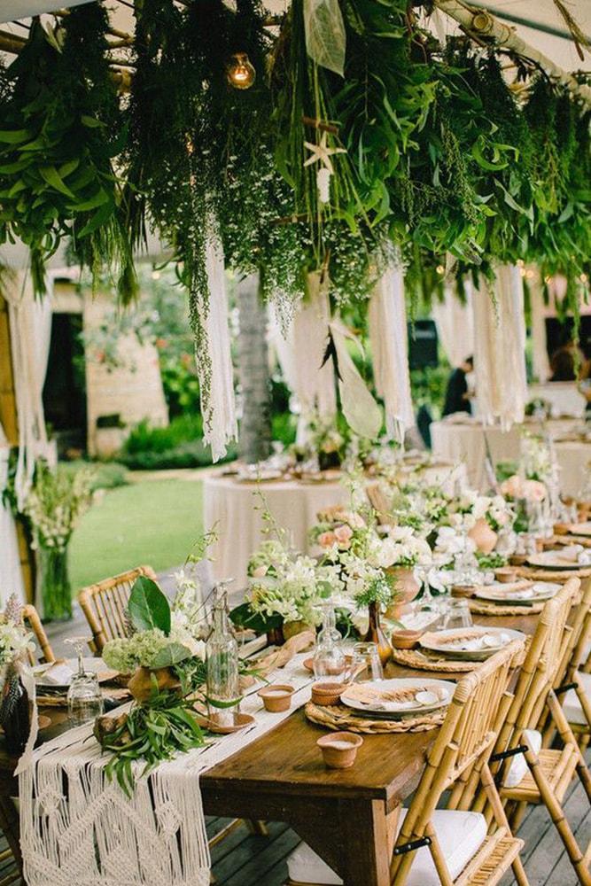 WEdding decor ceremony and reception