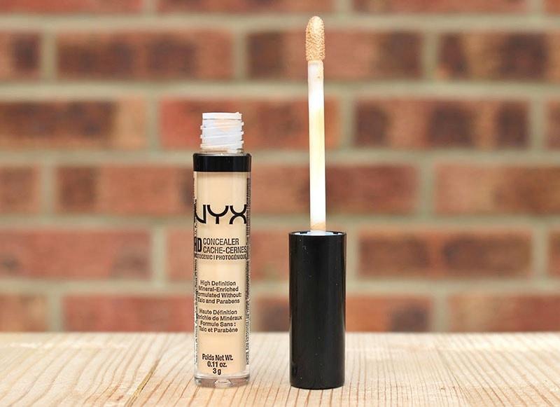 6.Hi Definition Photo Concealer Wand NYX Professional Makeup