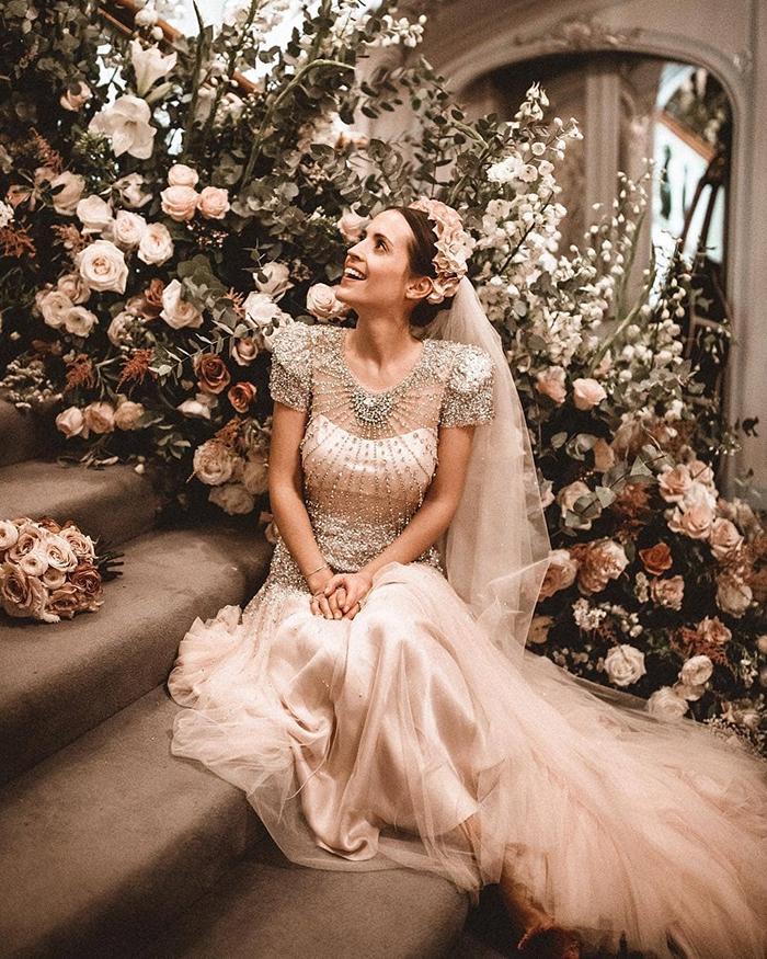 Wedding Theme with Flowers