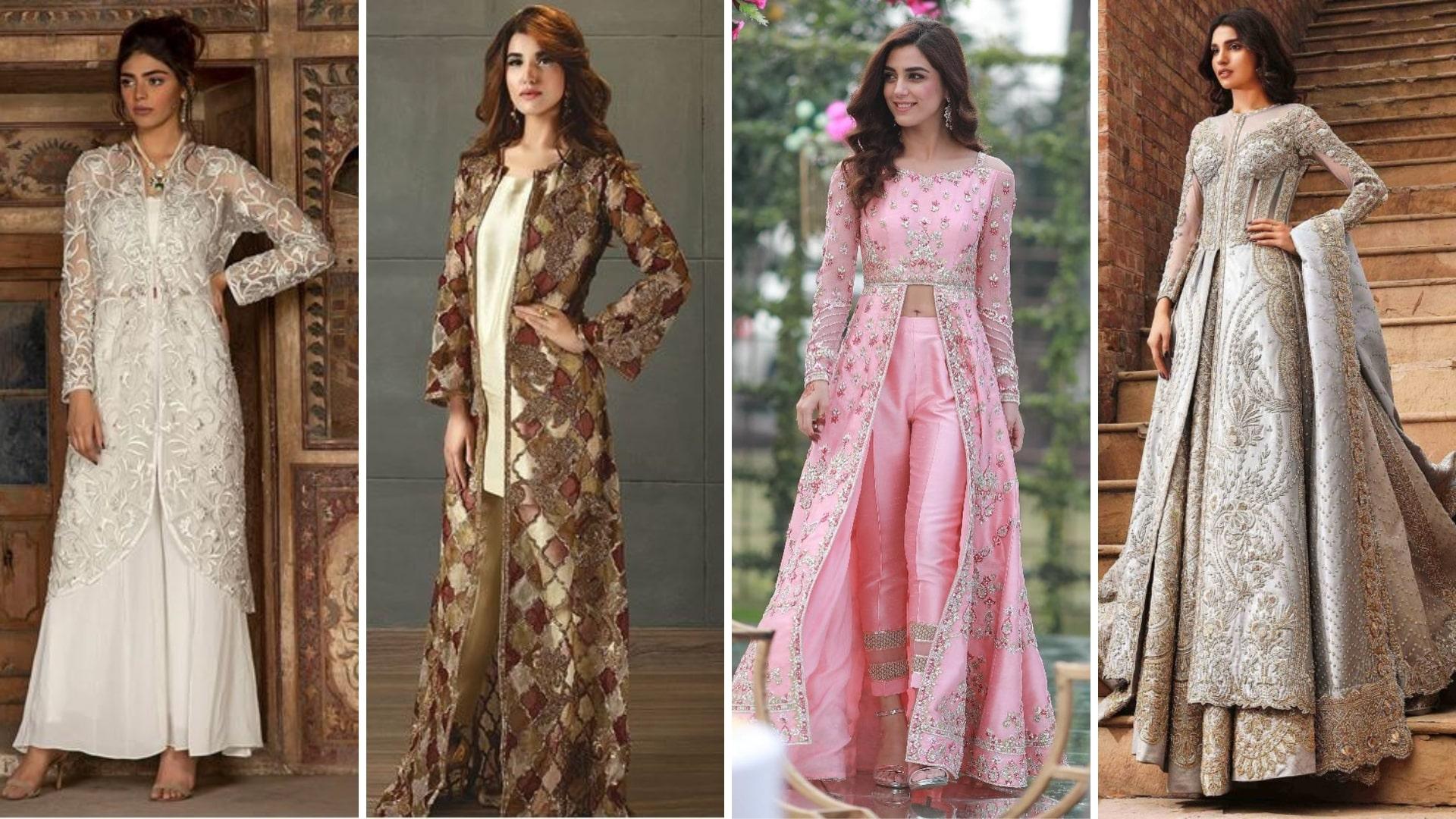 Designer Embroidered silk jackets for Formal wear