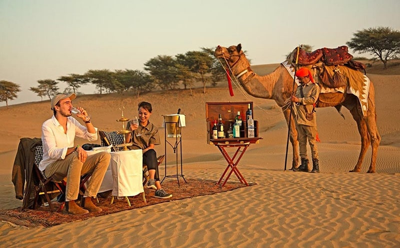 7.Jaisalmer, Rajasthan-India