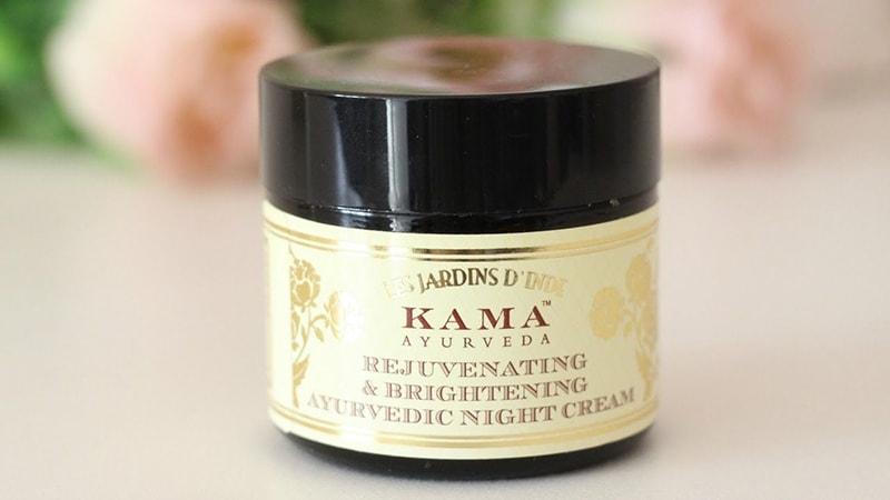 9.Kama Ayurveda Rejuvinating & Brightening Ayurvedic Night