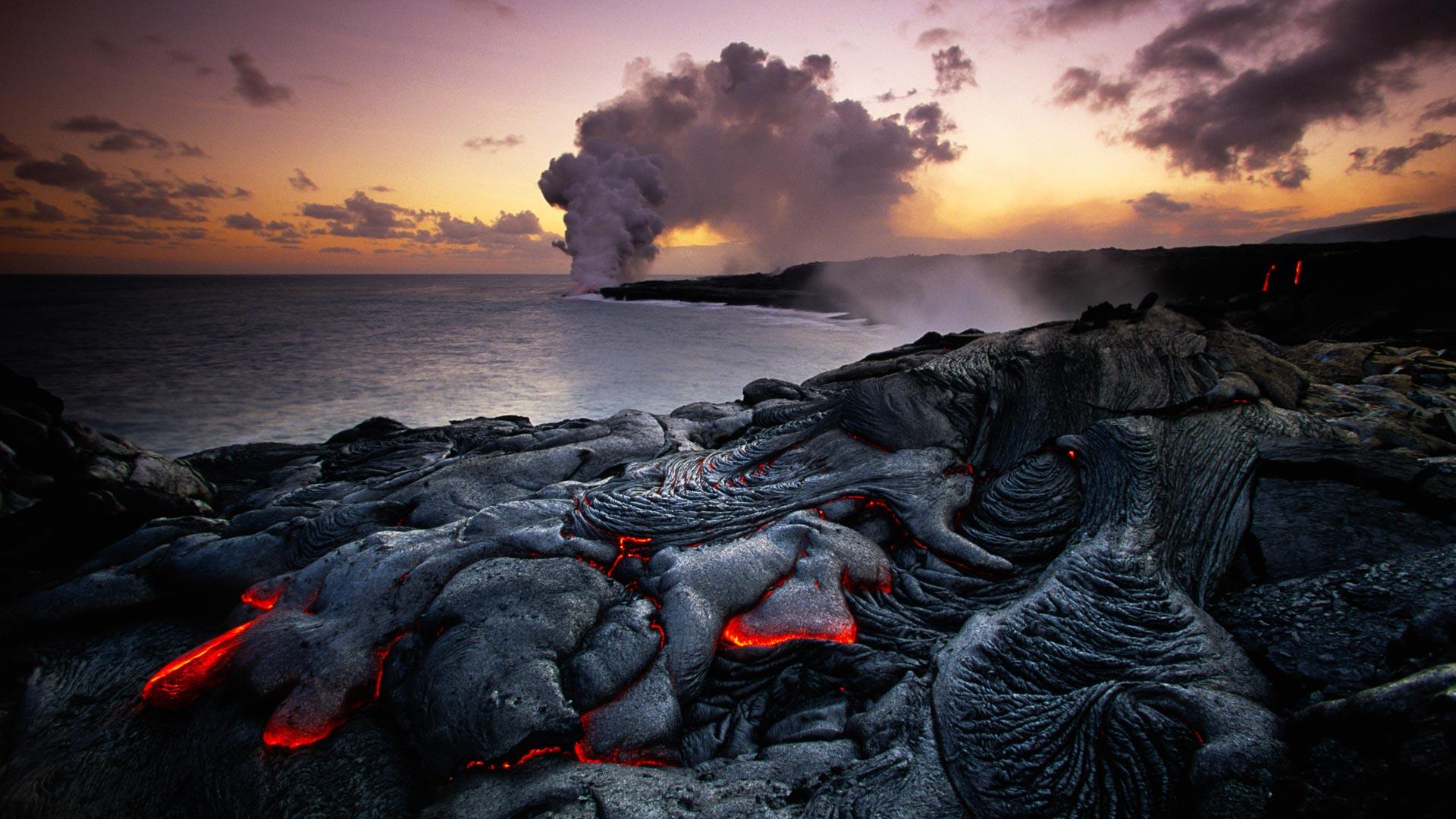 Kilauea, Hawaii-USA