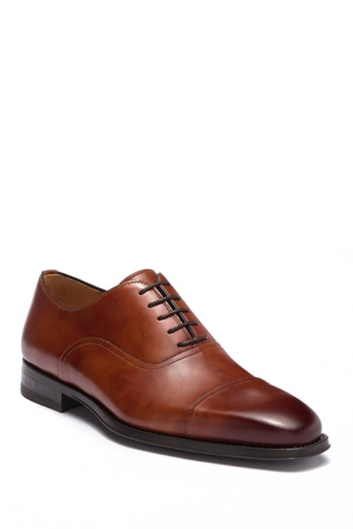 9.	Magnanni Lucas Leather Oxford