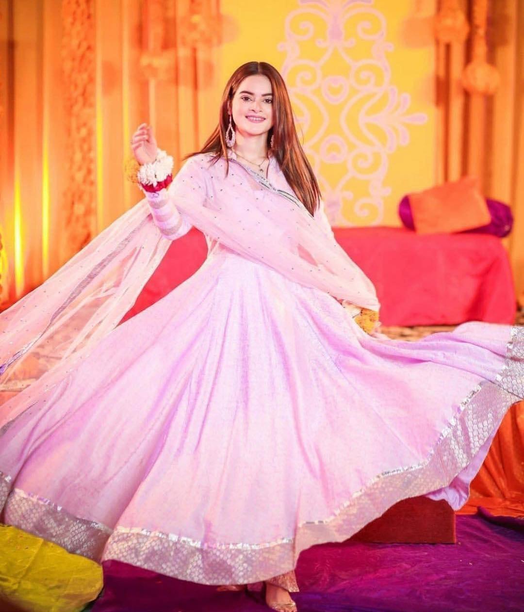 Mayoon Bridal Dress