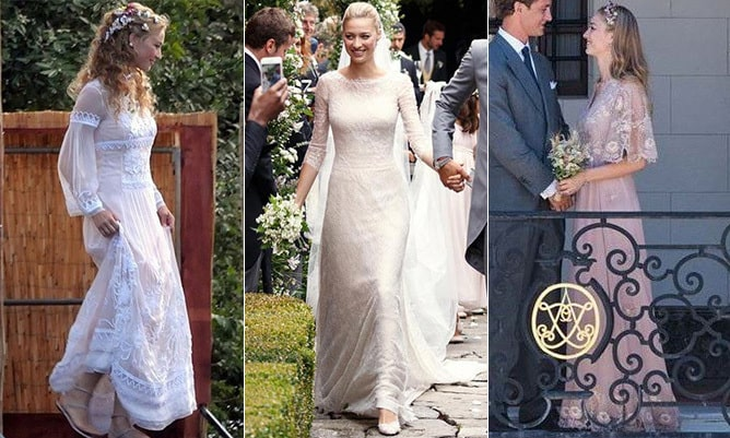 Monaco royal Pierre Casiraghi and Beatrice Borromeo wedding