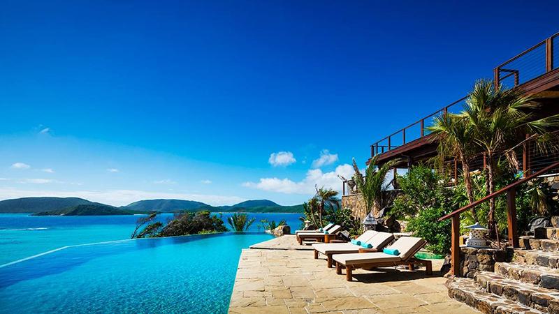 1.Necker Island-British Virgin Islands
