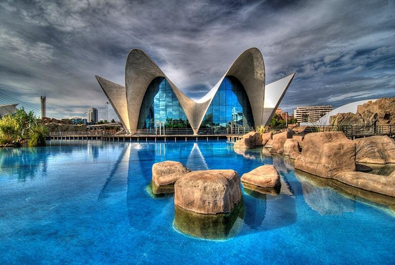 9.Oceanografic, Valencia-Spain