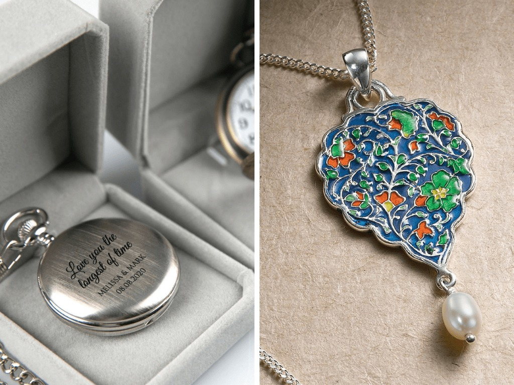 Pocket Watch & Vintage necklaces