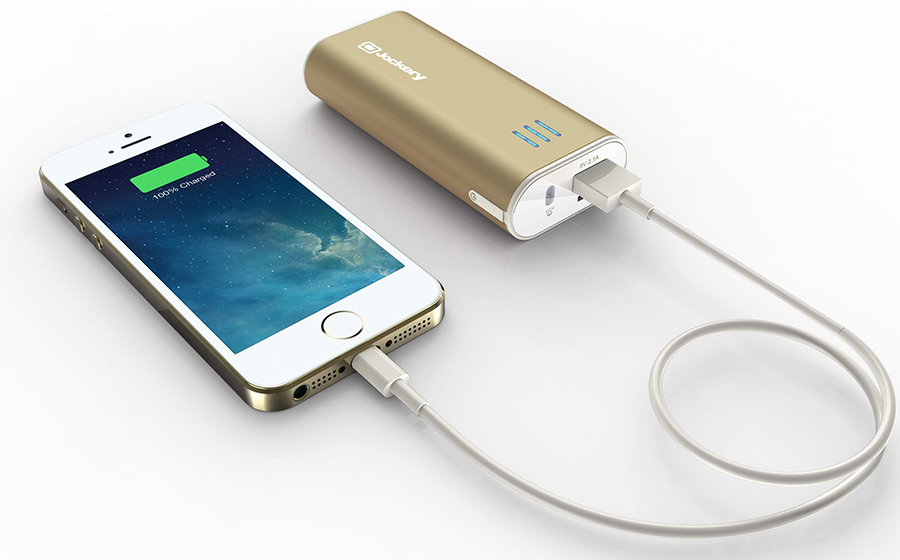 5.	Portable Phone Charger