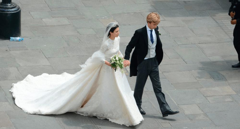 Prince Christian and Alessandra de Osma