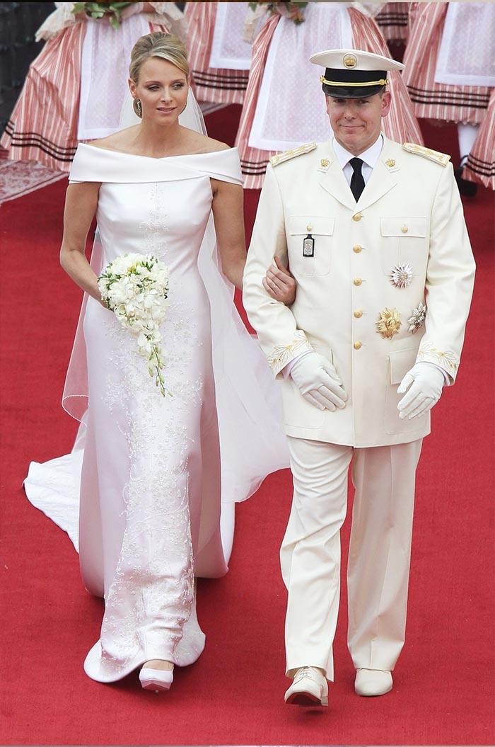 Princess Charlene Bridal Dress