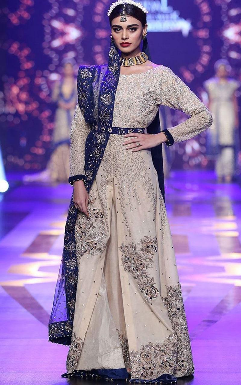 Silk Bridal Lehenga for wedding