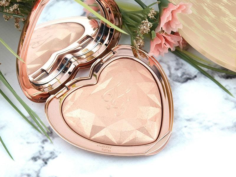 10.Too faced- Love Light Prismatic Highlighter