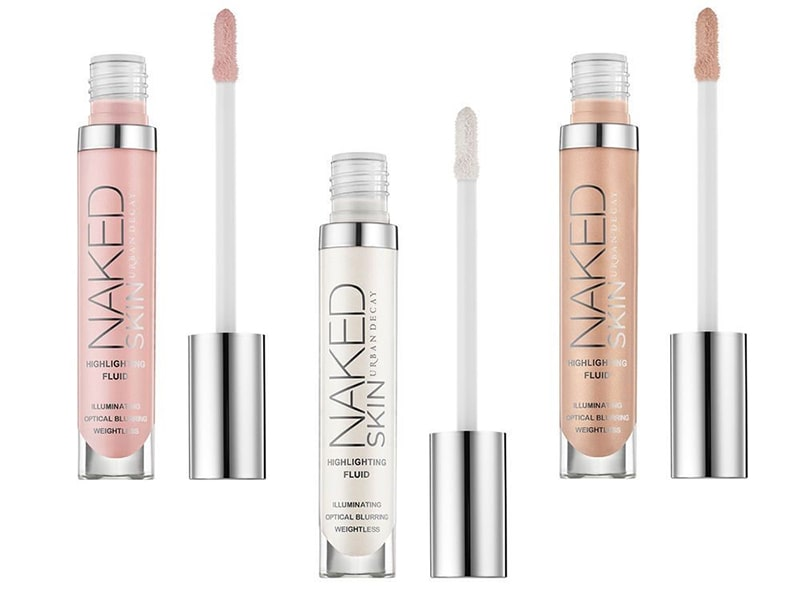 5.	Urban Decay Naked Skin Highlighting Fluid