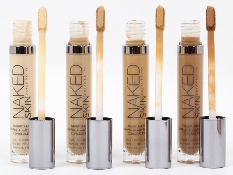 8.Urban Decay Naked Skin Weightless Complete Coverage Concealer