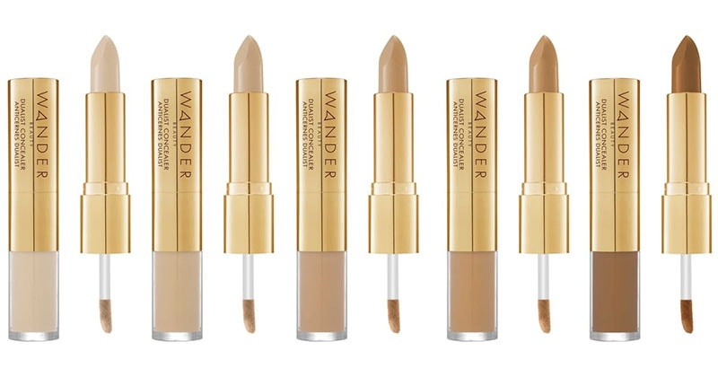 4.Dualist Matte And Illuminating Concealer by Wander Beauty