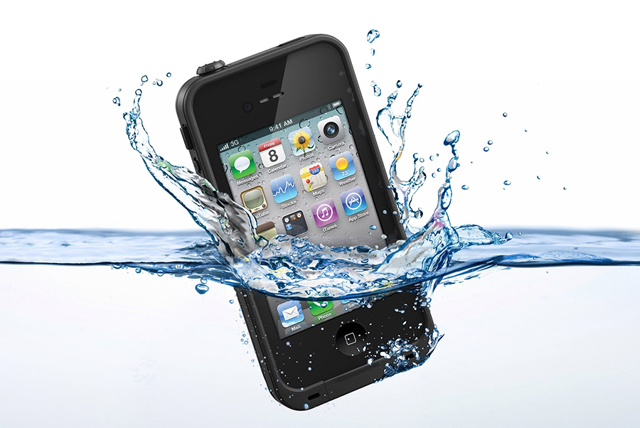 4.	Water Proof Phone Case