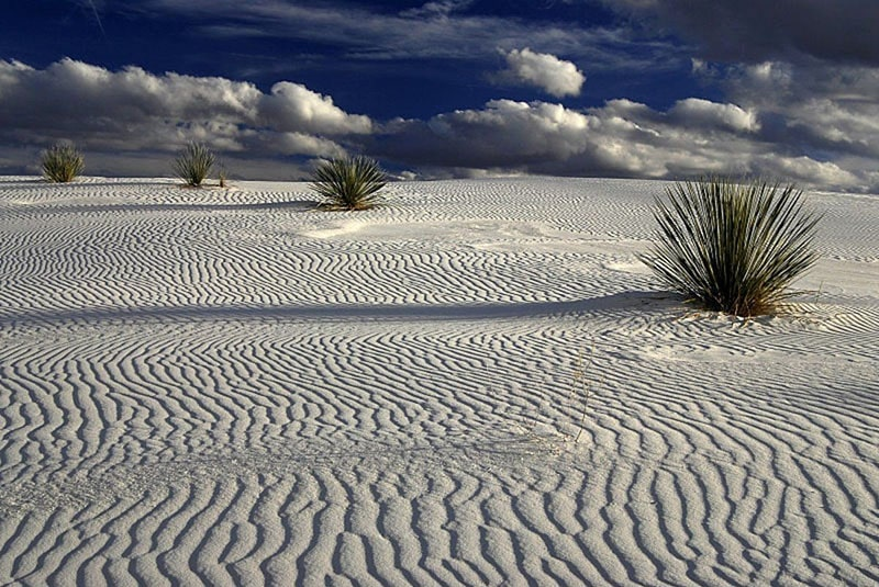 6.	White Sands National Monument-USA
