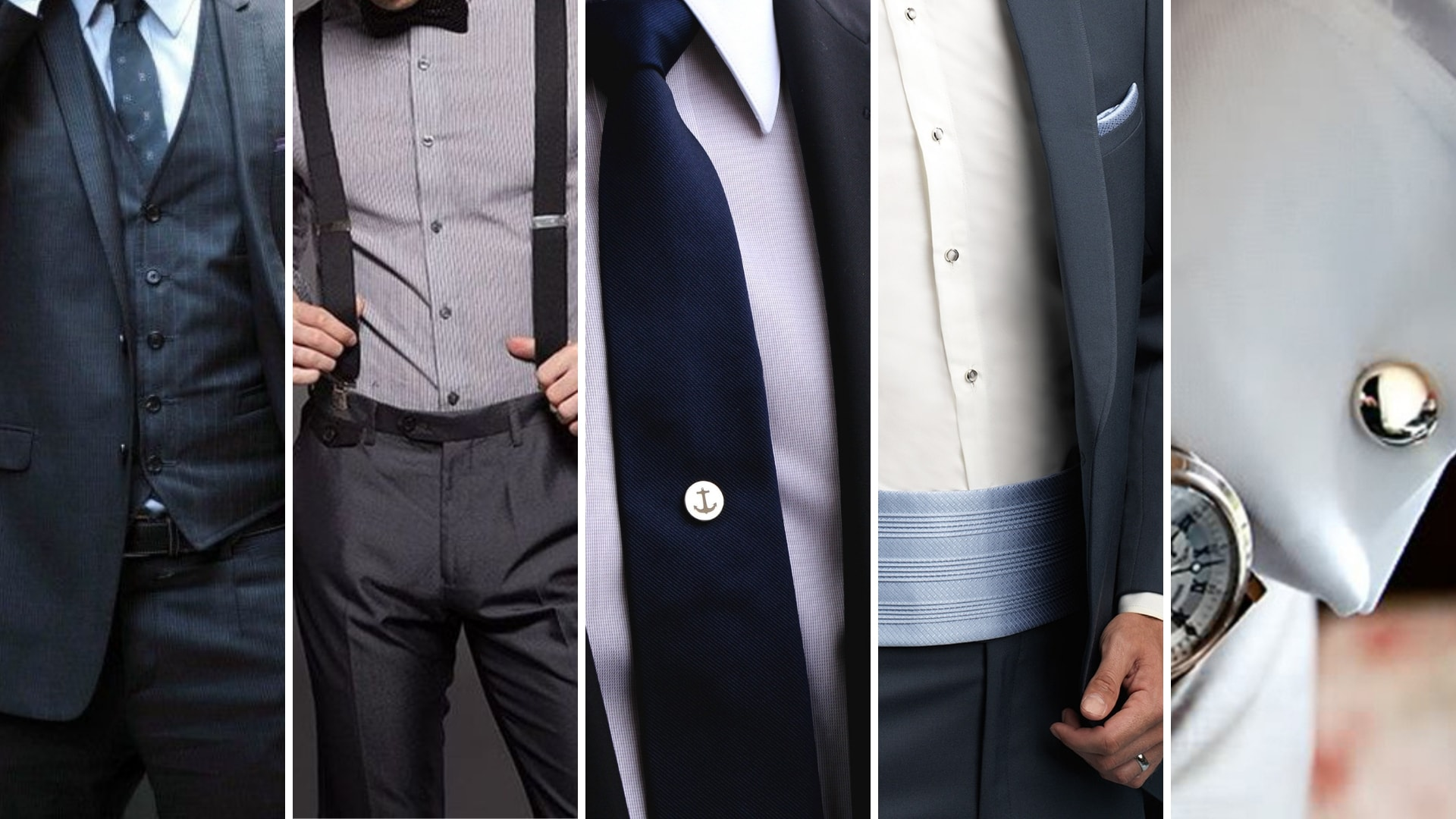 Trousers for Groom Dress