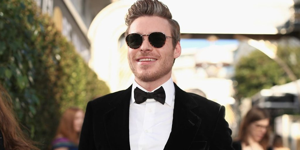 Groom's Style Inspiration Straight From The Golden Globes