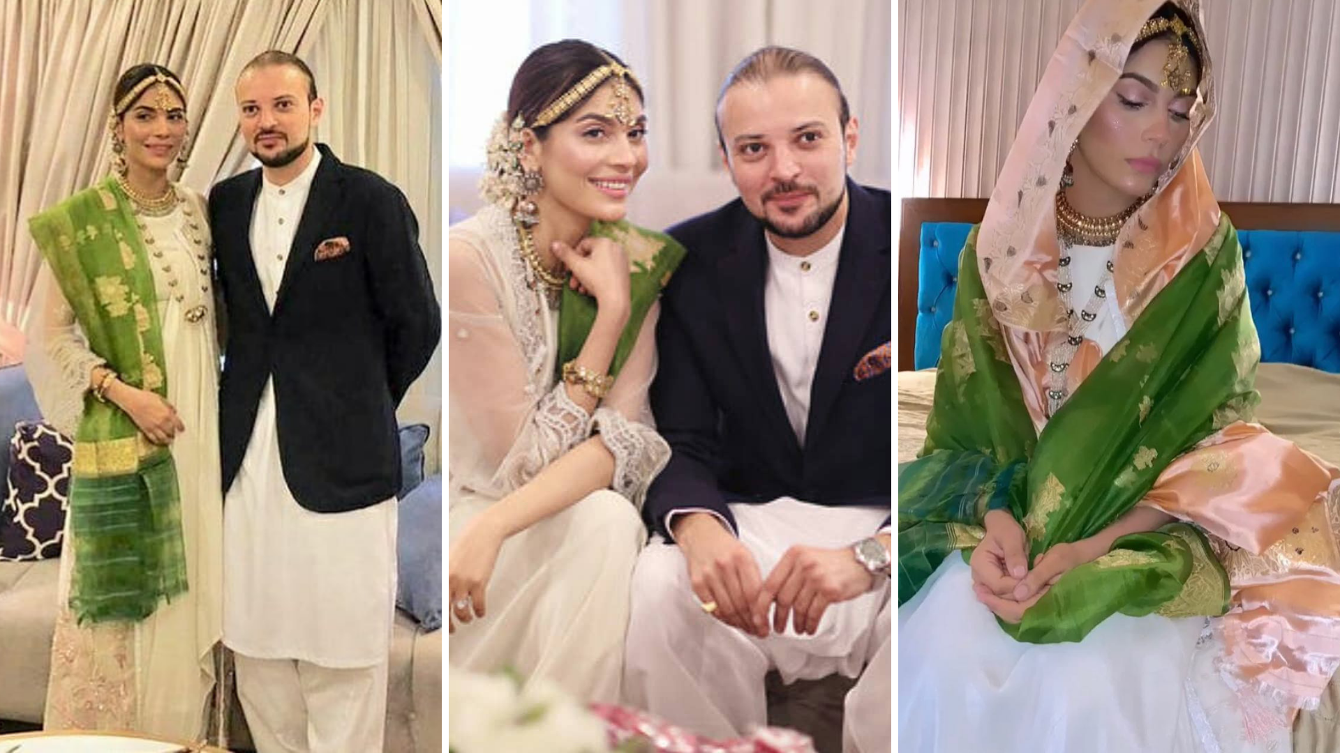 Model Amna Babar Is Married, And We Applaud Her for Going for A Simplistic Wedding!