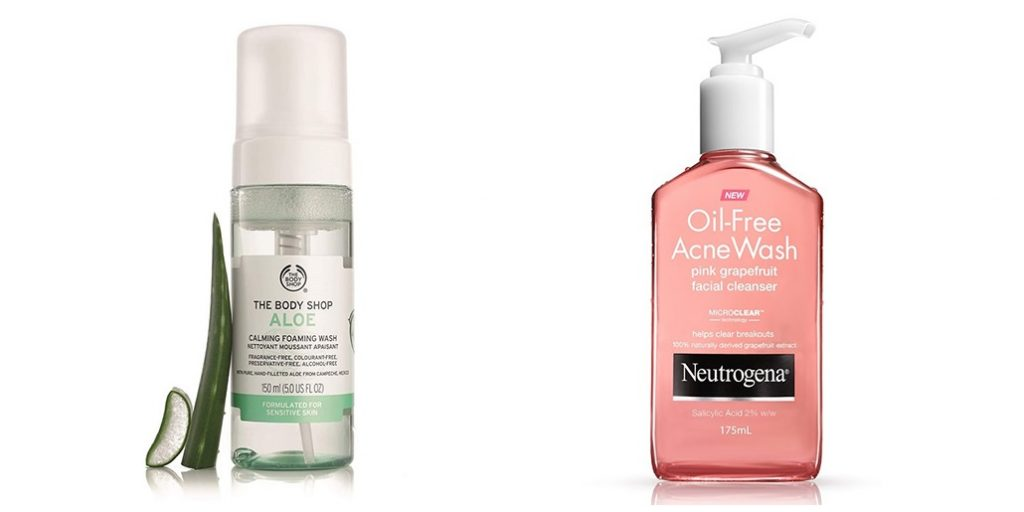 Top 10 Cleansers For Oily Skin