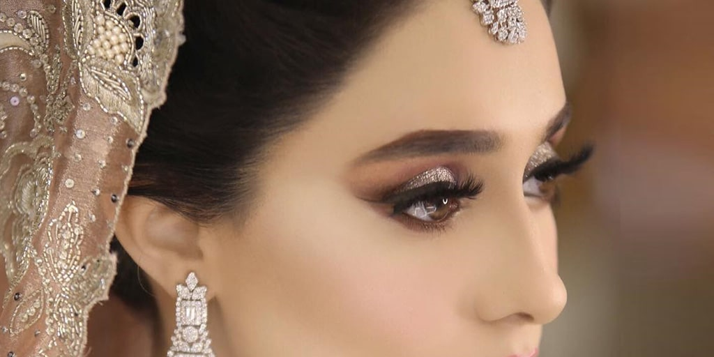 Pakistani Brides Whose Eye Makeup Was On Point On Their Barat