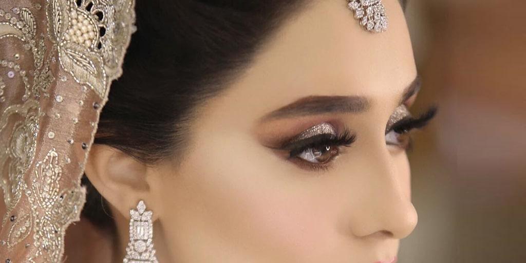 Pakistani Brides Whose Eye Makeup Was On Point On Their Barat