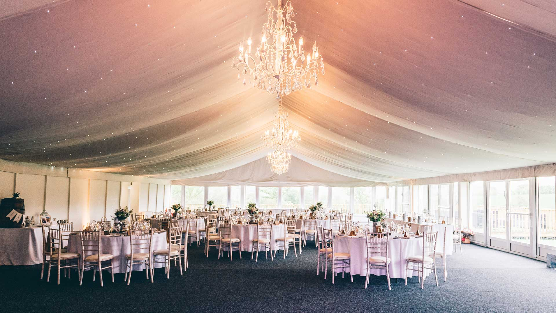 5 Types Of Wedding Marquees from Around the World
