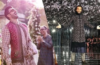 Grooms Need To Take A Page Out of Ranveer Singh's Style Book