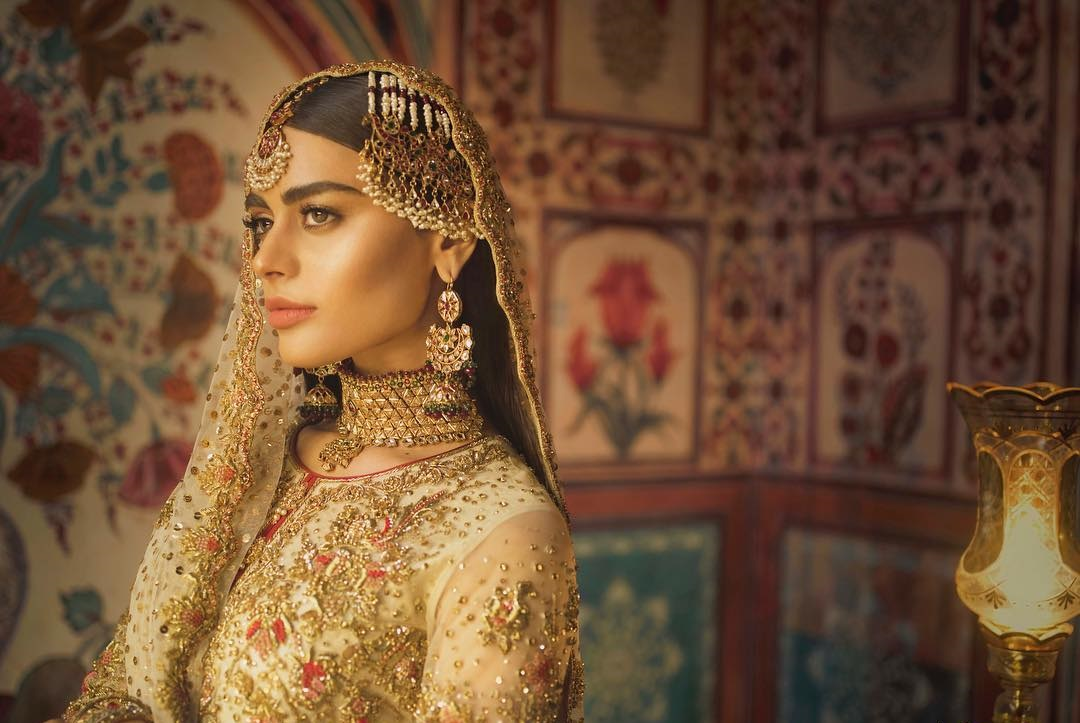 Exquisitely Handcrafted Bridal Jewelry By Hamna Amir