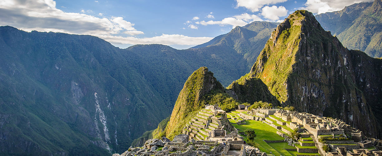 Machu Picchu: The Lost City Of The Incas
