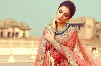 The Gorgeous Maya Ali In Jaipur & Co. Jewels.