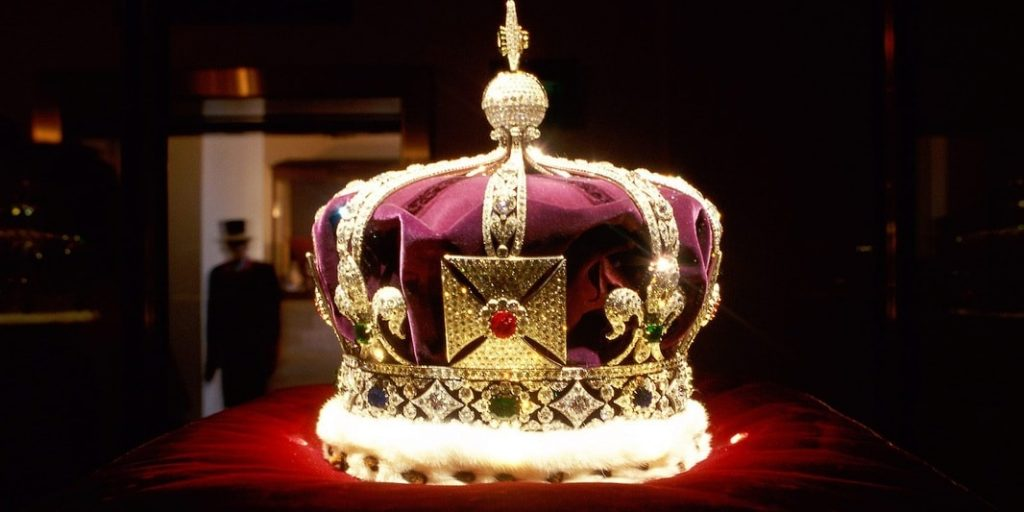 Most Dazzling Crowns Possessed By Royals