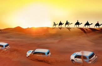 Best Desert Safari Destinations to Explore In The World