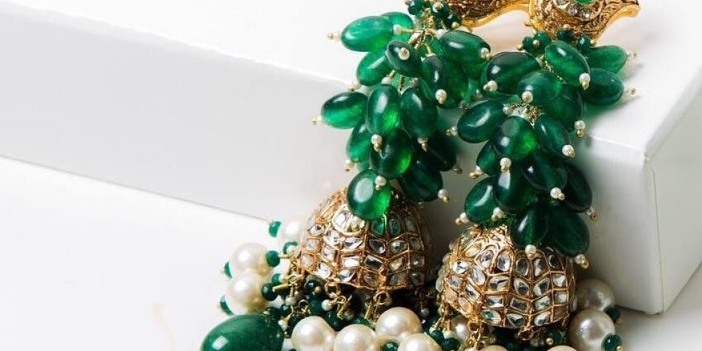 Emerald Earrings to Daze Everyone at the Next Wedding You Are Invited To